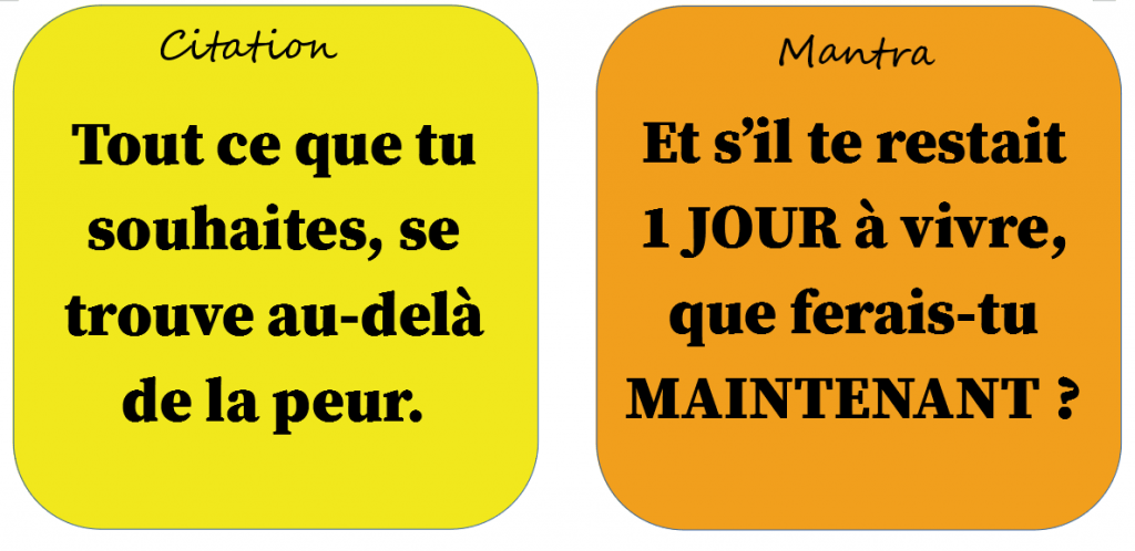 mantra et citation