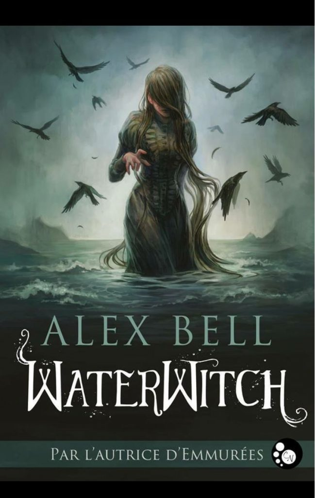 Couverture Alex Bell Waterwitch