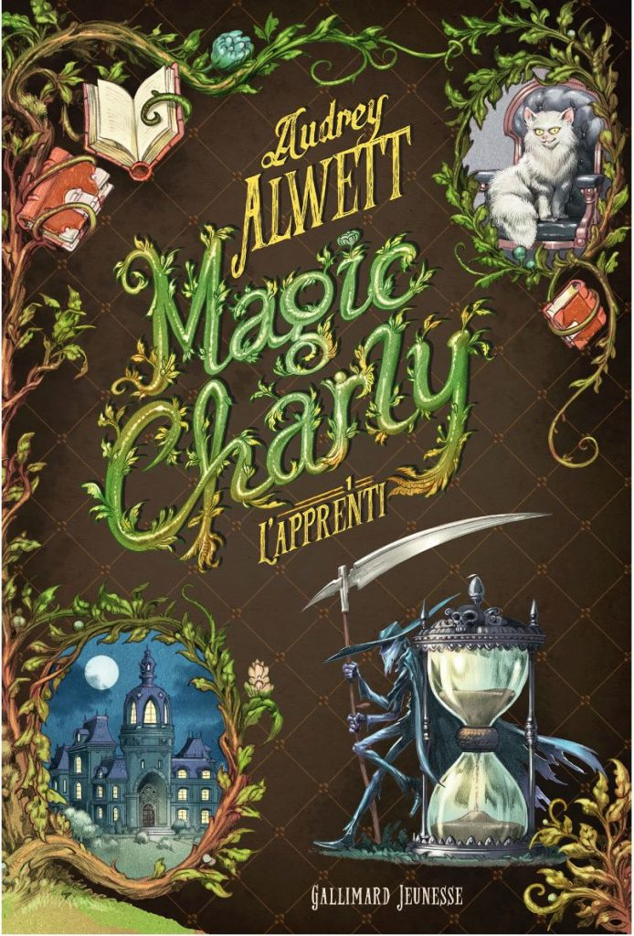 Magic Charly T1 L'apprenti bilan lecture avril 2021